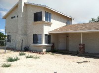Two-story home on large lot - Master Balcony 13